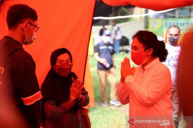 Menteri PPPA: Perempuan-anak harus diutamakan dalam penanganan bencana