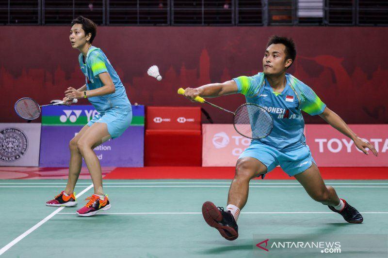 Hafiz/Gloria: banyak kesalahan kami di perempat final Thailand Open II