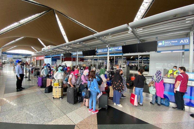 KBRI Kuala Lumpur pulangkan 56 PMI