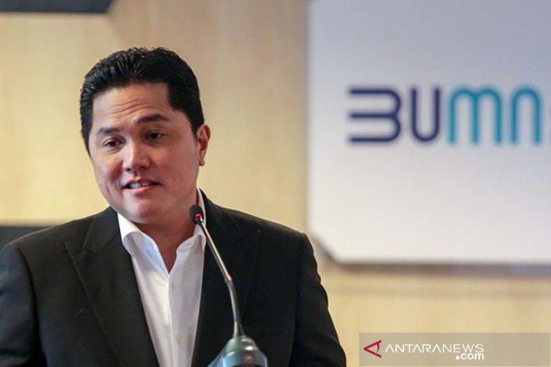Erick Thohir terpilih jadi Ketua Umum Masyarakat Ekonomi Syariah