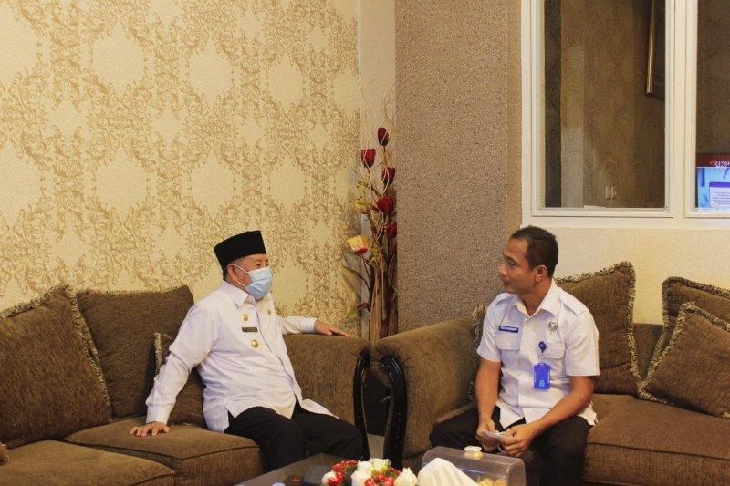 Gubernur Malut berkomitmen bersama BNNP perangi narkoba