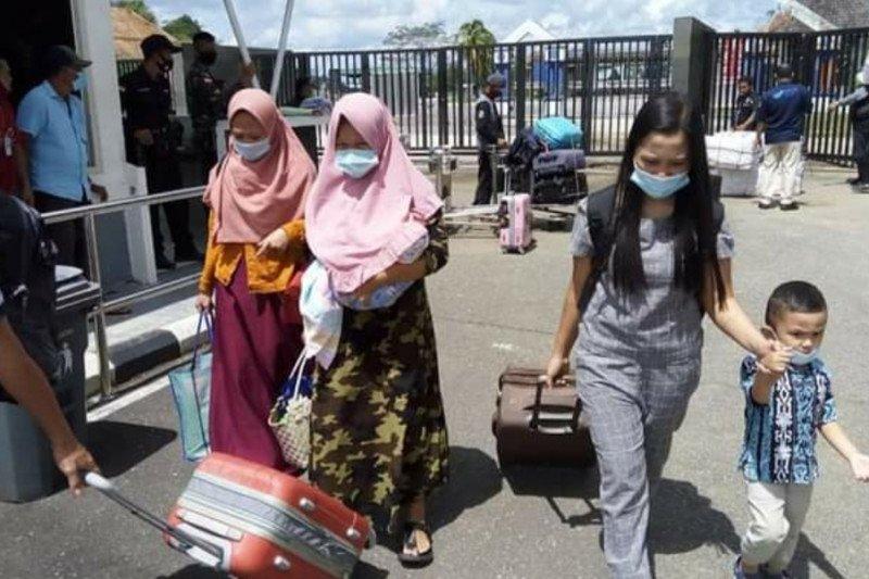 KJRI Kuching bantu pemulangan korban KDRT lewat PLBN Entikong