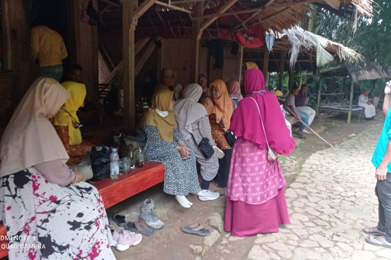 Wisatawan lokal mulai ramai kunjungi pemukiman Baduy