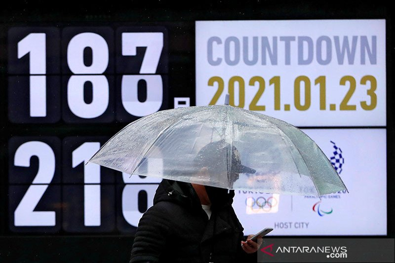 Presiden IOC: Semua pihak bertekad gelar Olimpiade Tokyo