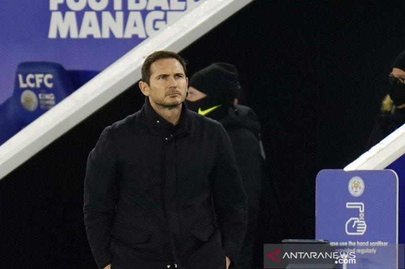 Lampard pilih tutup mata soal spekulasi calon penggantinya di Chelsea