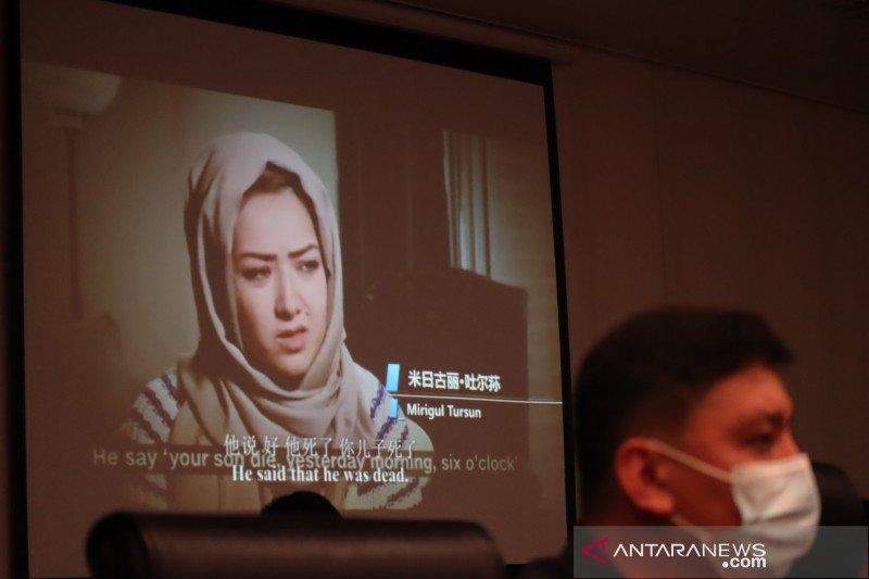 Xinjiang (masih) jadi batu sandungan Indonesia-China
