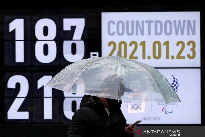 Panitia Tokyo 2020 bilang nasib Olimpiade kini ada di tangan AS