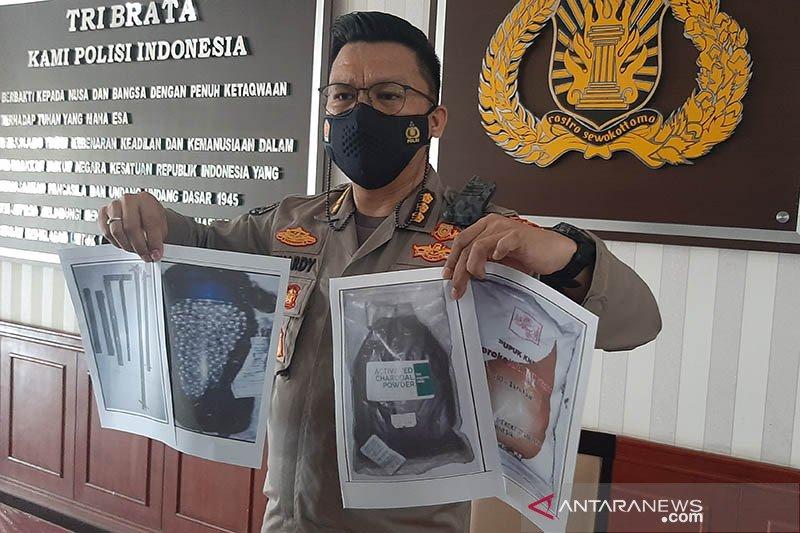 Densus 88 Antiteror tangkap tiga terduga teroris di Aceh