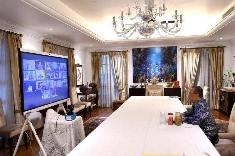 Proklamasi darurat turut dibahas dalam rapat Majelis Presiden PR