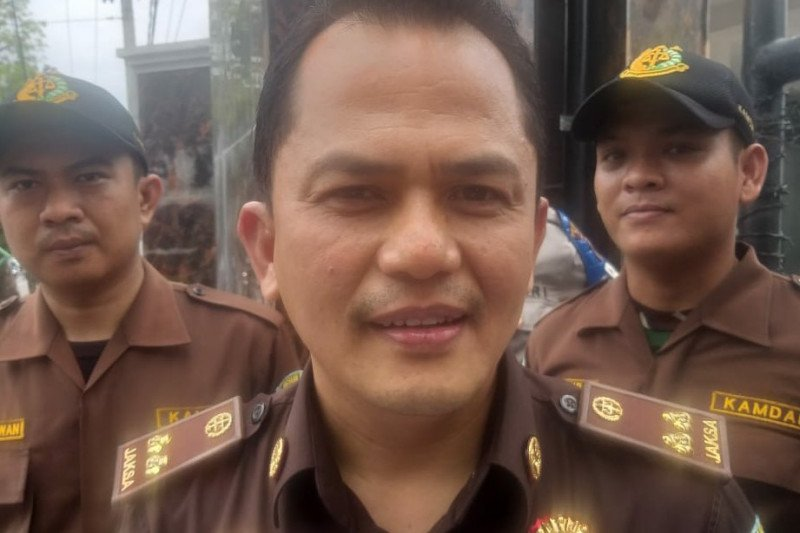 Kejati Sumut eksekusi terpidana Pendi Sebayang ke Lapas Medan