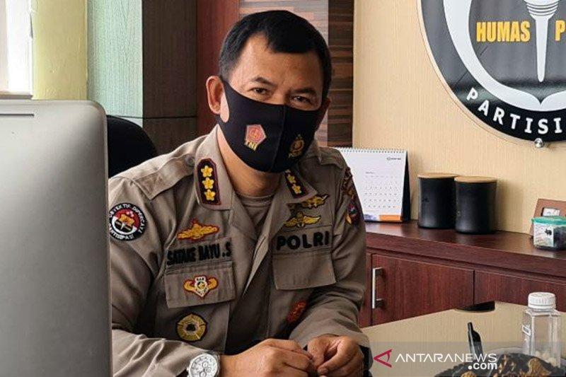 Polisi dalami penyebab robohnya Dermaga Danau Tandikek Sawahlunto
