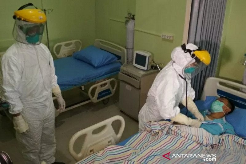 117 pasien COVID-19 dinyatakan sembuh di Tarakan