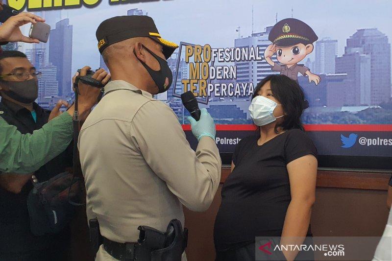 Polisi segera periksa kesehatan pelaku tindak asusila Halte SMKN 34