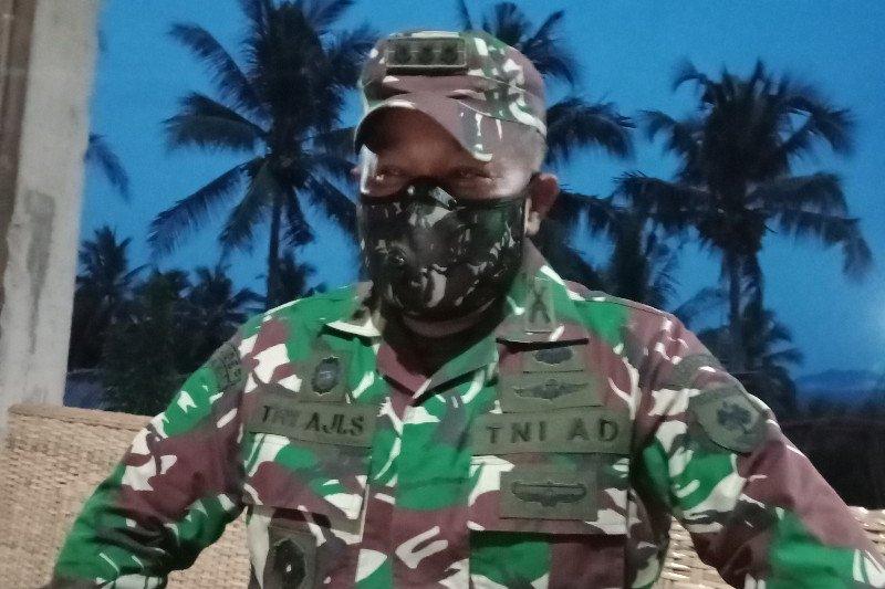 1.434 personil TNI AD tangani dampak bencana Sulbar