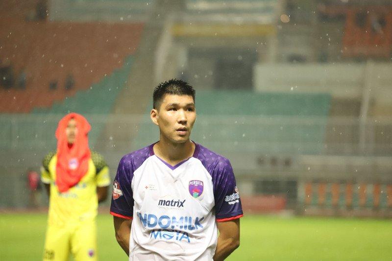 Persita Tangerang akhiri kontrak pemain asal Kyrgyzstan