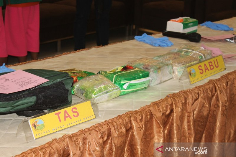 Modus peredaran sabu Sumatera-Jadetabek beralih gunakan bus