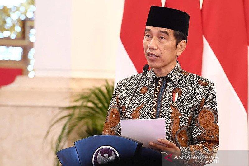 Presiden Jokowi bangga pada Nahdliyin muda dan santri berdayakan ekonomi umat