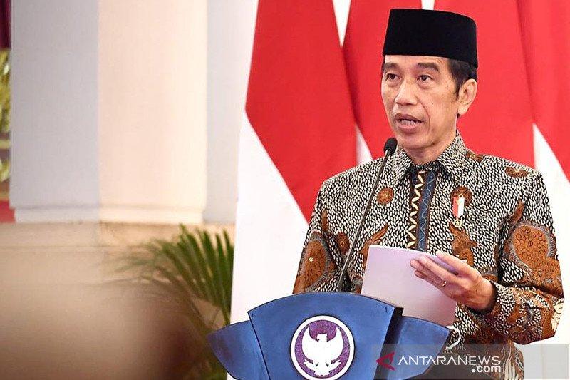 Presiden Jokowi: Pemanfaatan wakaf untuk atasi kemiskinan