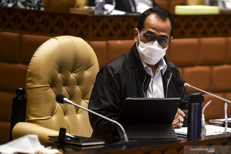 Menhub: Kemenhub lampaui target PNBP 2020 meski di tengah pandemi
