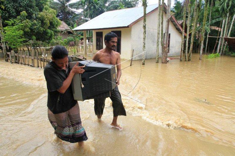 Kerugian akibat bencana di Aceh pada Januari 2021 capai Rp11,6 miliar