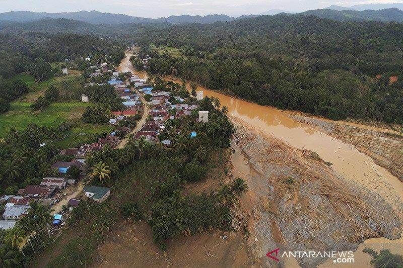 Kerugian akibat banjir Kalimantan Selatan diperkirakan Rp1,349 triliun