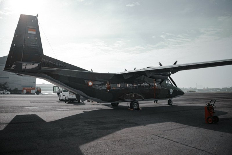 PTDI kirim Pesawat NC212i pesanan Kementerian Pertahanan