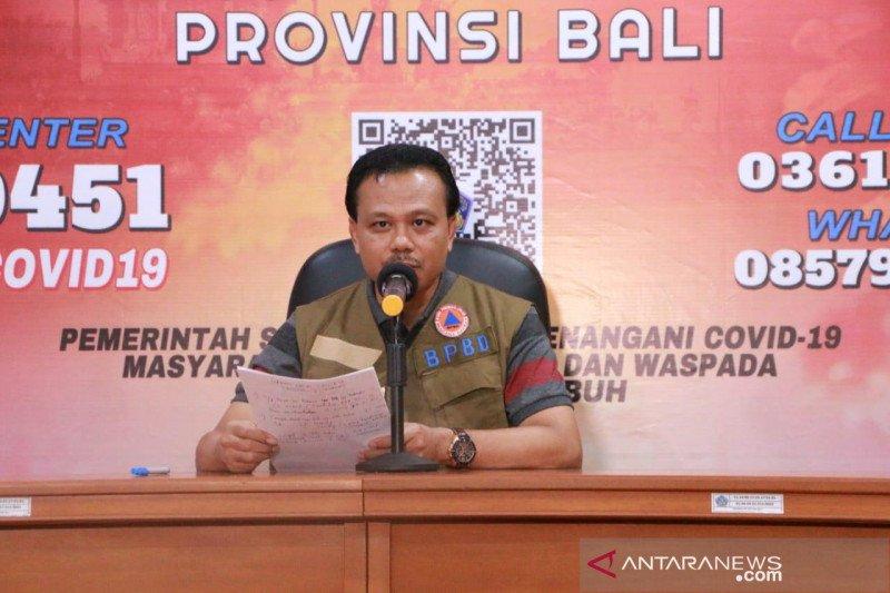 Bali catat penambahan tertinggi 542 kasus positif COVID-19
