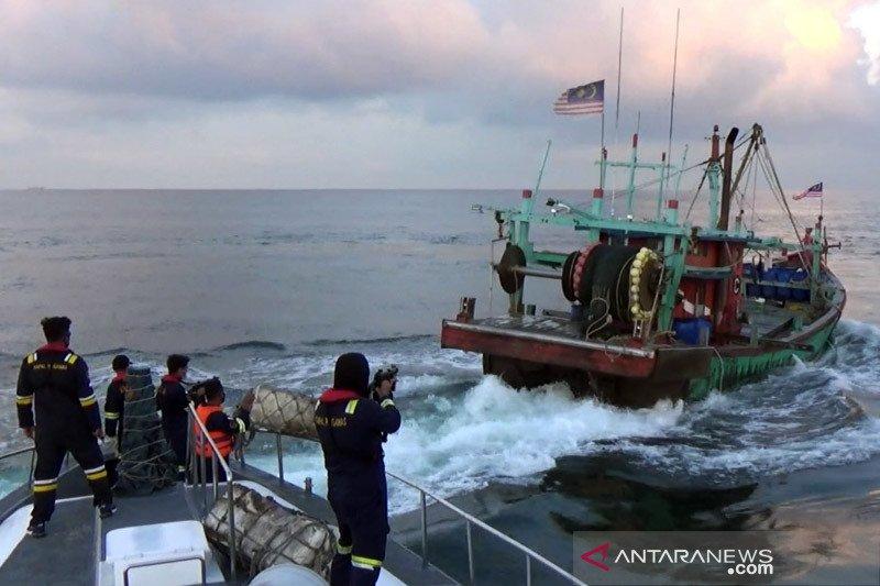 KKP tangkap dua pelaku pengeboman ikan di Biak