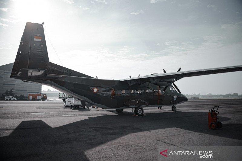 PT DI serahkan pesawat NC212i untuk TNI AU