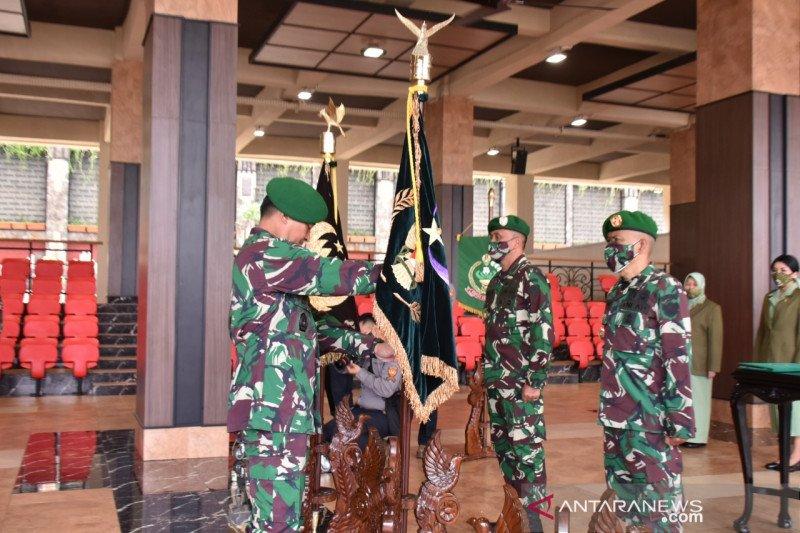 Kepala Staf TNI AD rotasi tiga jabatan kepala dinas TNI AD