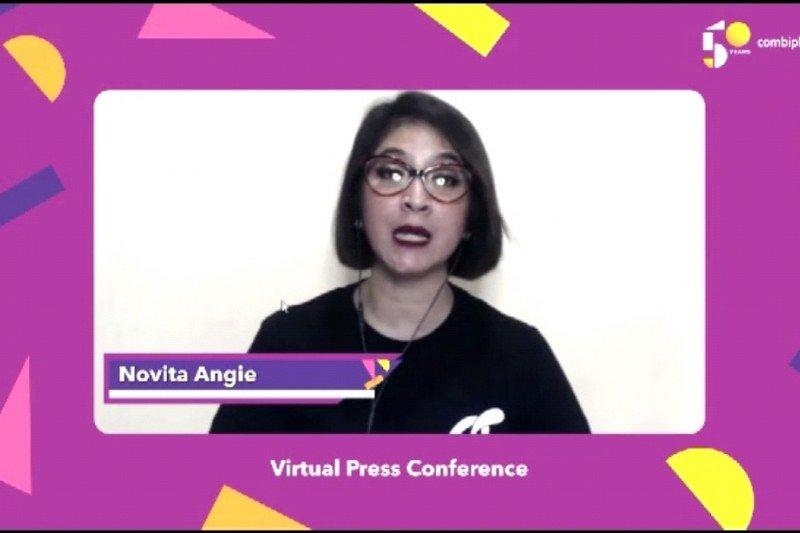 Novita Angie pilih terapkan gaya hidup sehat untuk keluarga