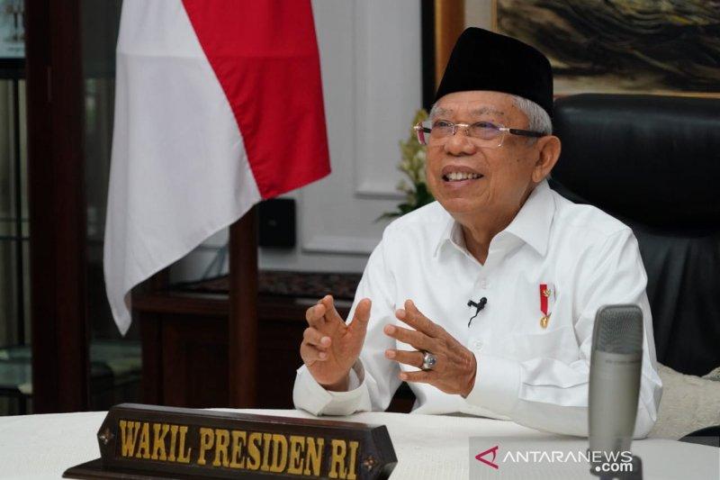 Wapres menaruh harapan pada Bank Syariah Indonesia