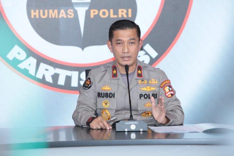 Kemarin, Polri dalami baiat FPI ke ISIS hingga Putusan PK Anas