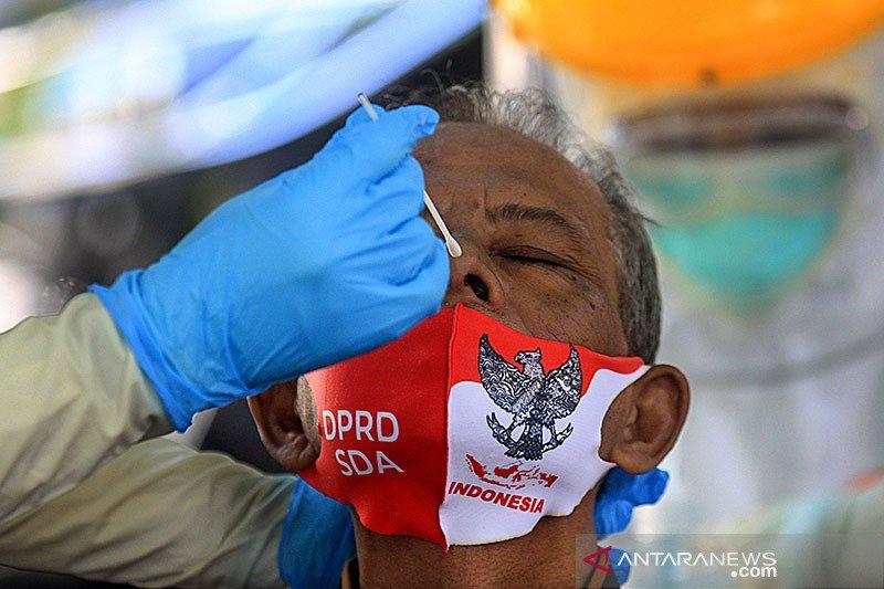 Kasus positif COVID-19 Indonesia tembus angka satu juta jiwa