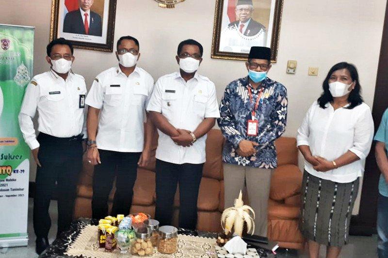 Umat Kristen Kepulauan Tanimbar siap sukseskan MTQ Maluku 2021