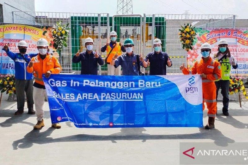 PGN perluas pemanfaatan gas bumi sektor komersial industri