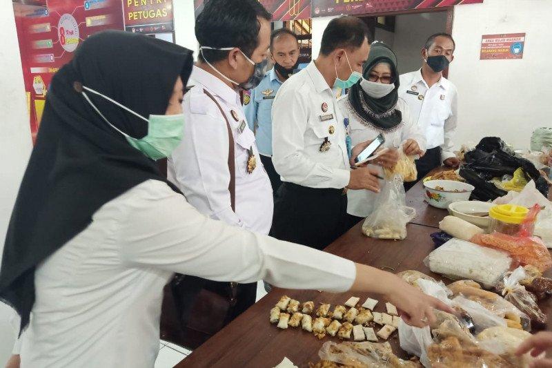 Penyelundupan ganja dalam tahu goreng lapas Malang digagalkan