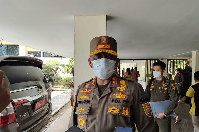 Satgas COVID-19 tindak 21 tempat usaha langgar prokes di Lampung