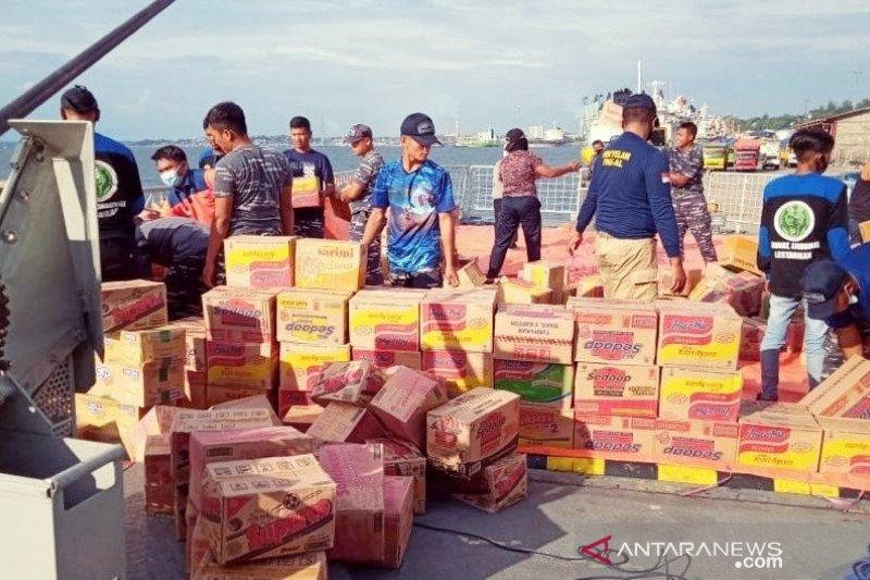 Posko PPU kumpulkan Rp675,35 juta untuk bencana Sulbar-Kalsel