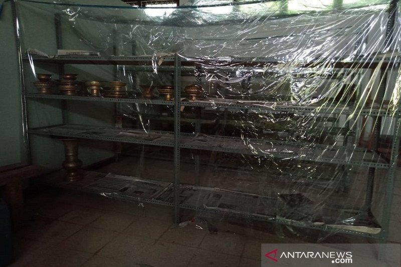 Ratusan barang koleksi Museum Sultra dicuri maling
