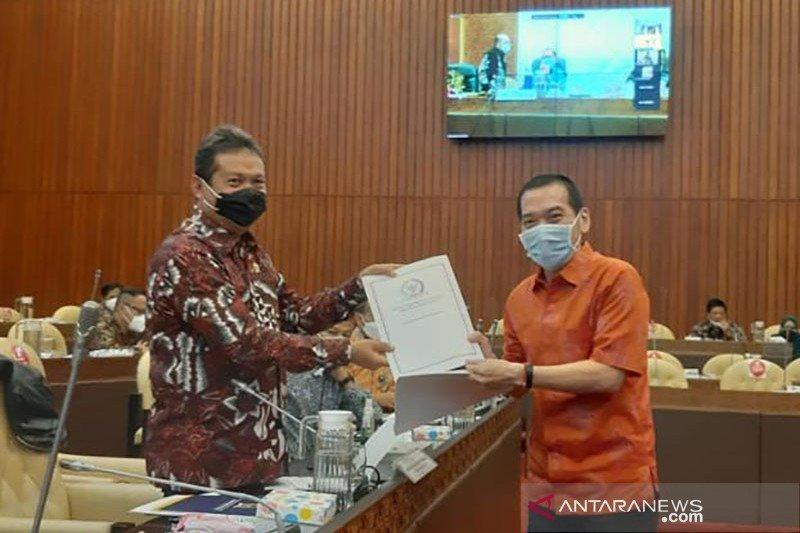 Menteri Trenggono ingin tonjolkan komoditas perikanan RI ke dunia