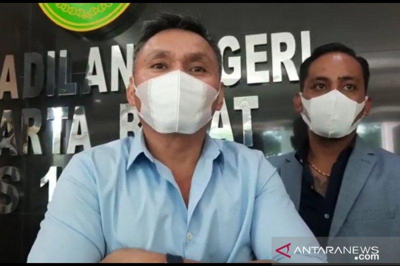 Nus Kei hadiri sidang John Kei di Pengadilan Negeri Jakarta Barat