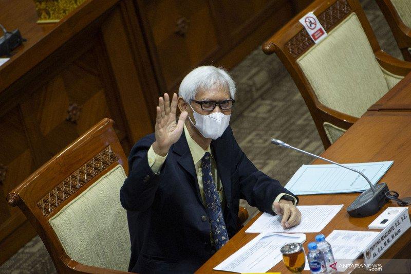 Diduga plagiat makalah, DPR hentikan uji kelayakan dan kepatutan seorang calon Hakim Agung