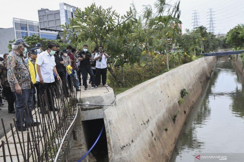 Kementerian ATR temukan dugaan pelanggaran pemanfaatan ruang di Grand Kota Bintang Bekasi
