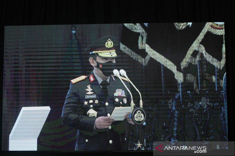 Ini PR Jenderal Polisi Listyo Sigit menurut MPR