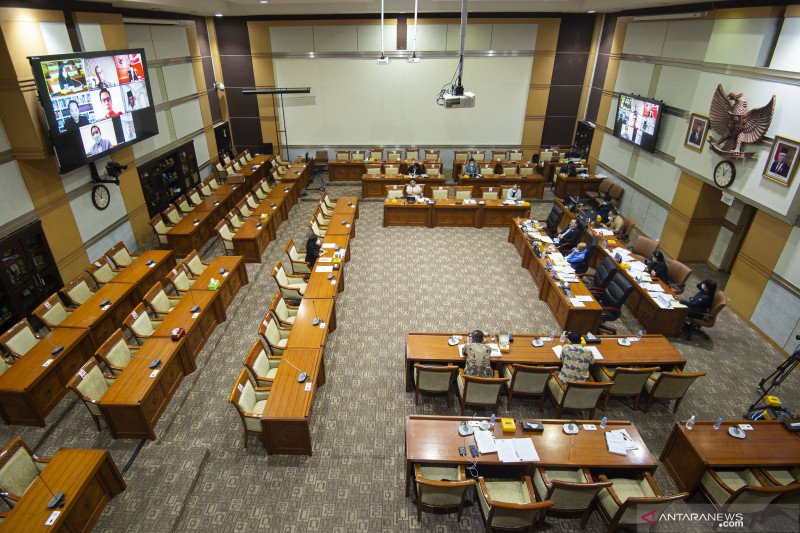 Tujuh calon hakim MA selesai jalani uji kelayakan di DPR