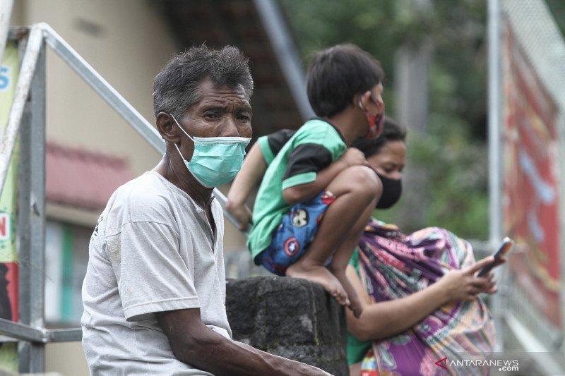 Pengungsi Merapi di barak Glagaharjo sudah pulang ke rumah