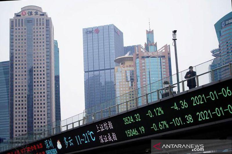 Saham Asia naik tipis didukung Wall Street, China batasi kenaikan thumbnail
