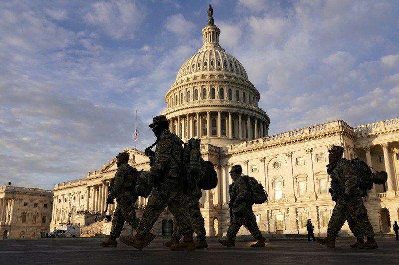 Panduan pembuatan bom ditemukan di rumah Proud Boy penyerbu Capitol