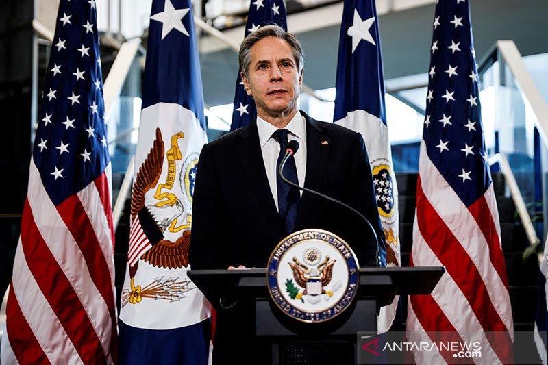 Indonesia sampaikan selamat terpilihnya Blinken sebagai menlu AS